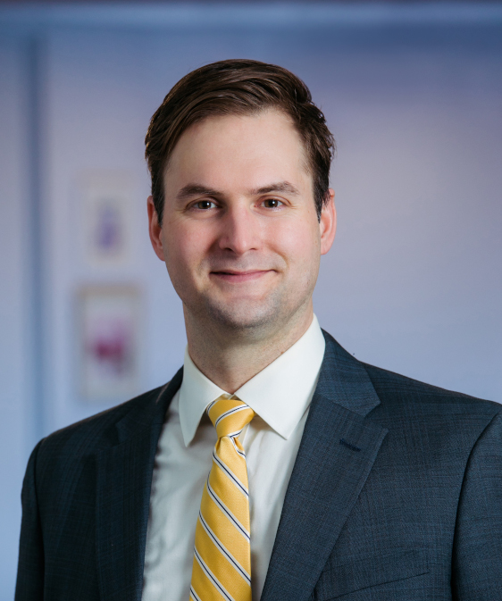 Member attorney biography profile image for Tim Belknap