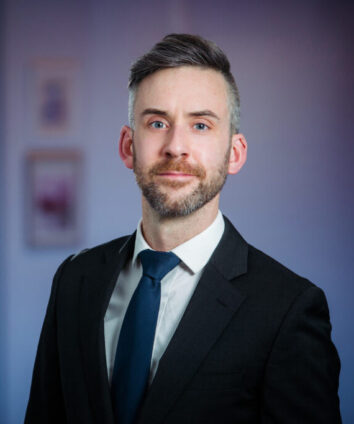 Member attorney biography profile image for Conor Ahern
