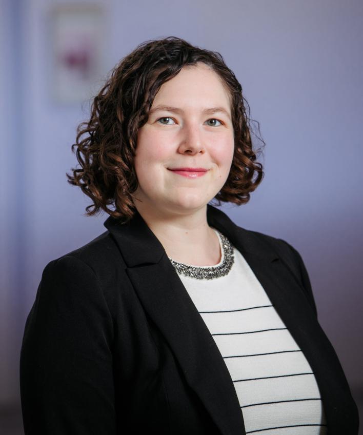 Member attorney biography profile for Emma Halbert